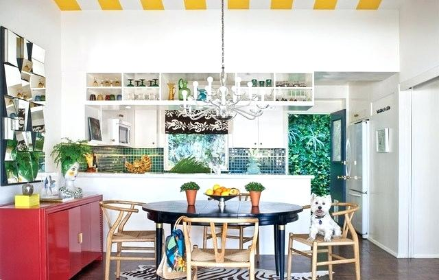 фото цветов кухни