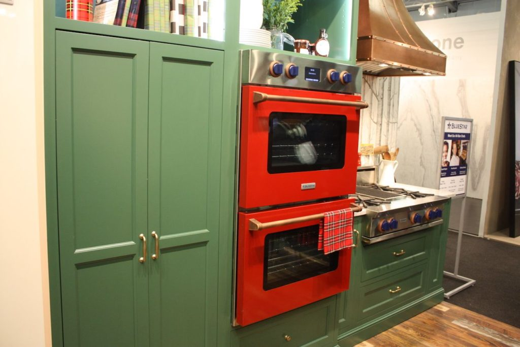 кухонный гарнитур цвет