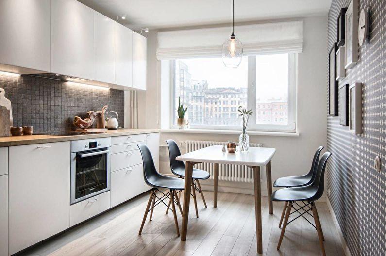 мало места на кухне