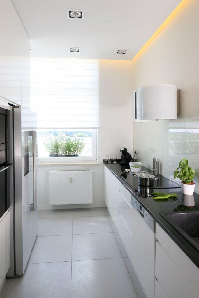 самые маленькие кухни