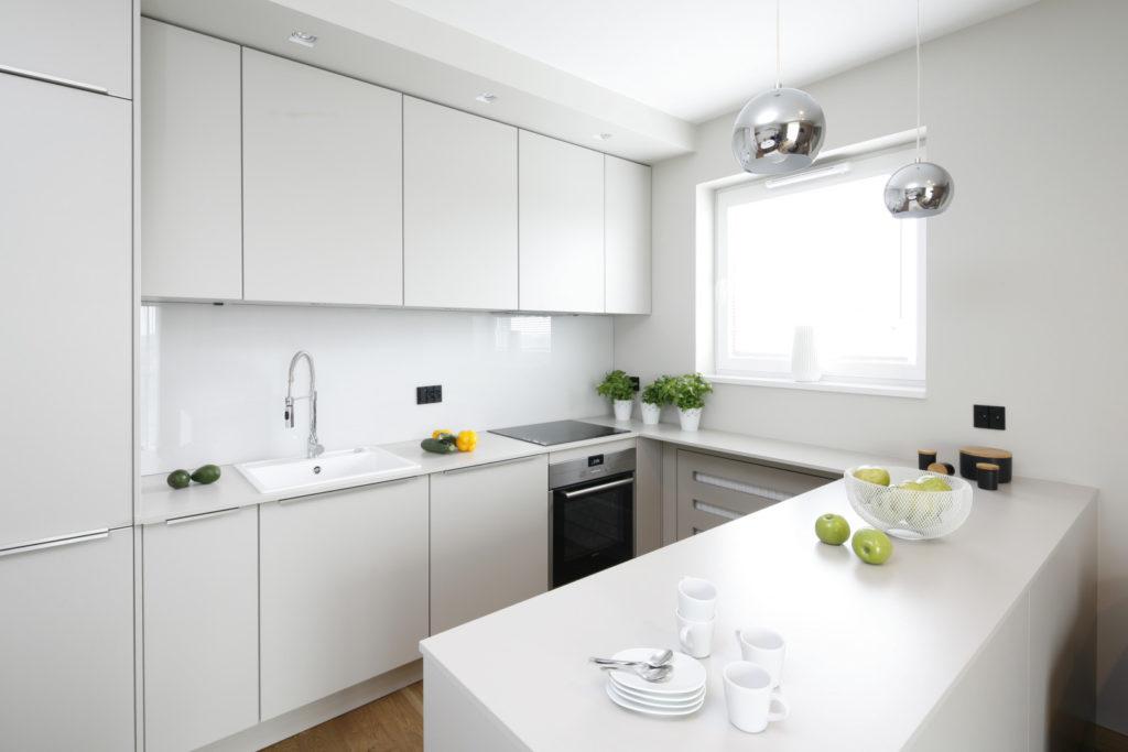 кухня план расстановки мебели