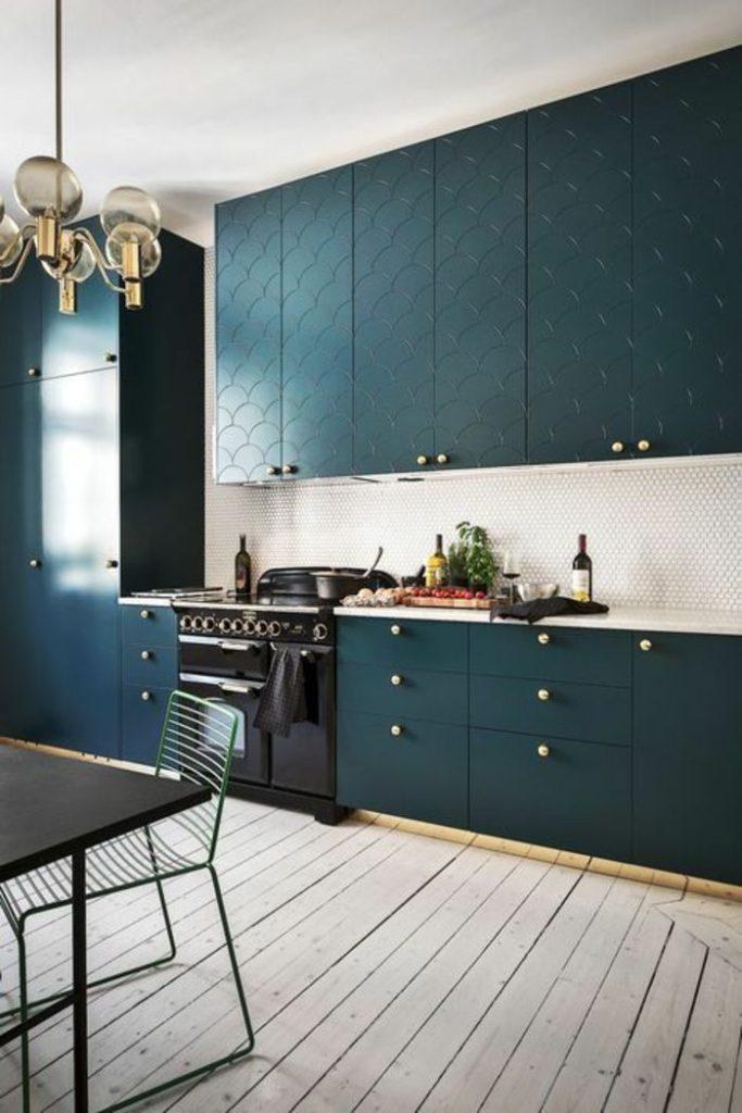 цвета подходящие кухне