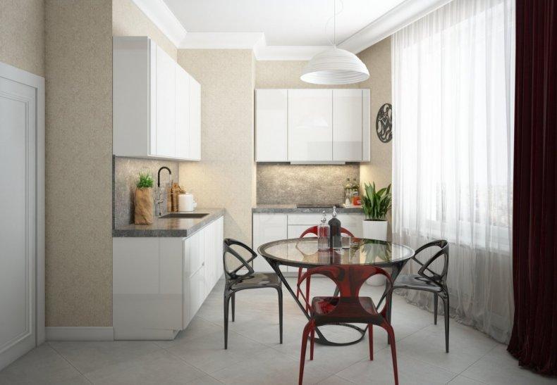 кухни в хрущевках дизайн фото 6