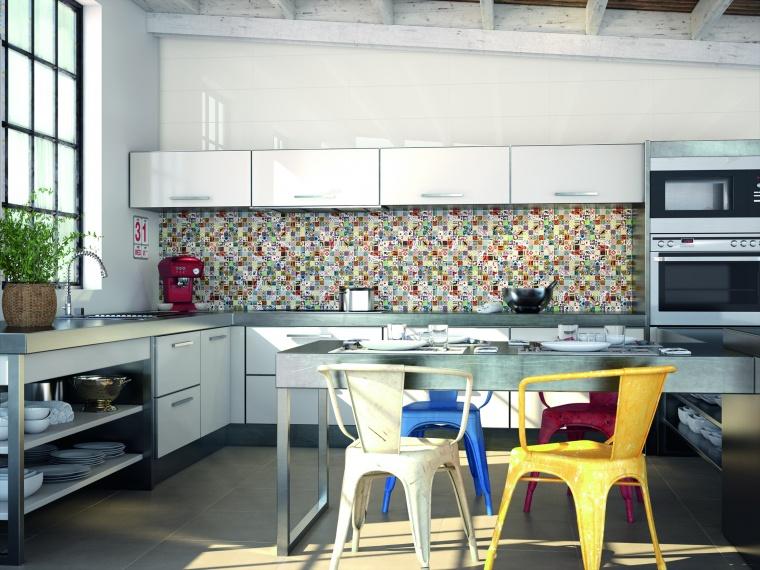 цвета сочетающиеся с кухонь