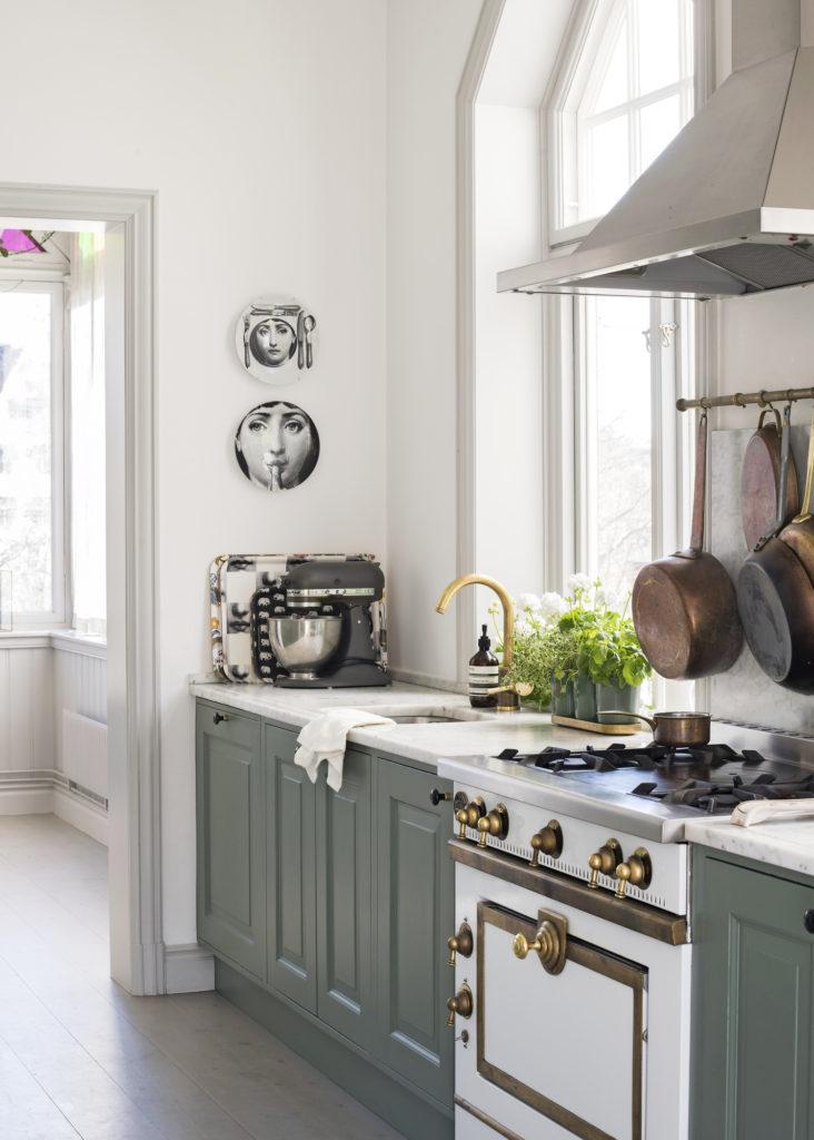 выбрать цвет кухни фото