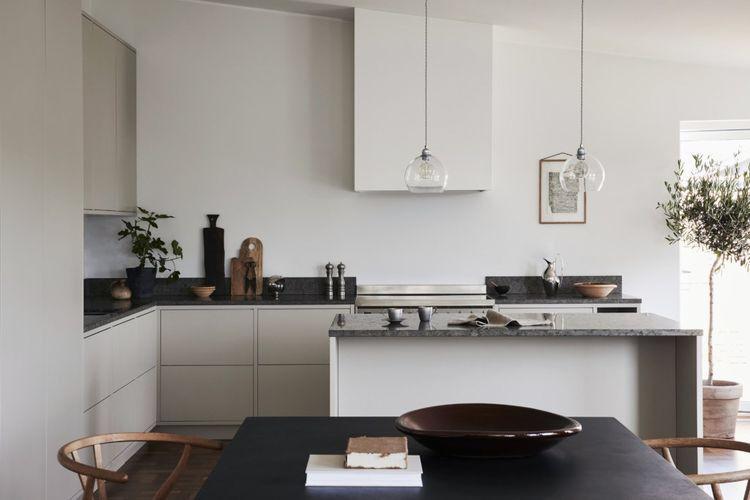 стильный дизайн кухни