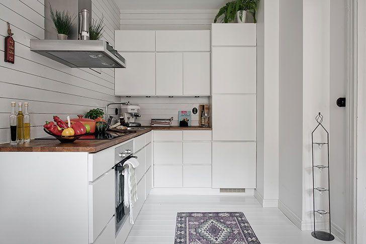 ремонт кухни 7 м2