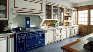 кухня в венецианском стиле