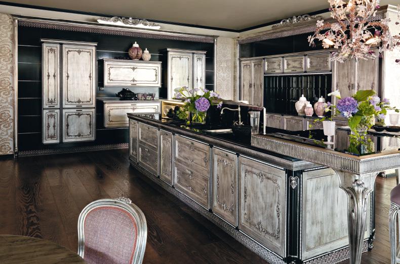 шторы на кухню венецианские кухню