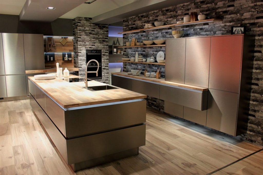 картинки модных кухонь