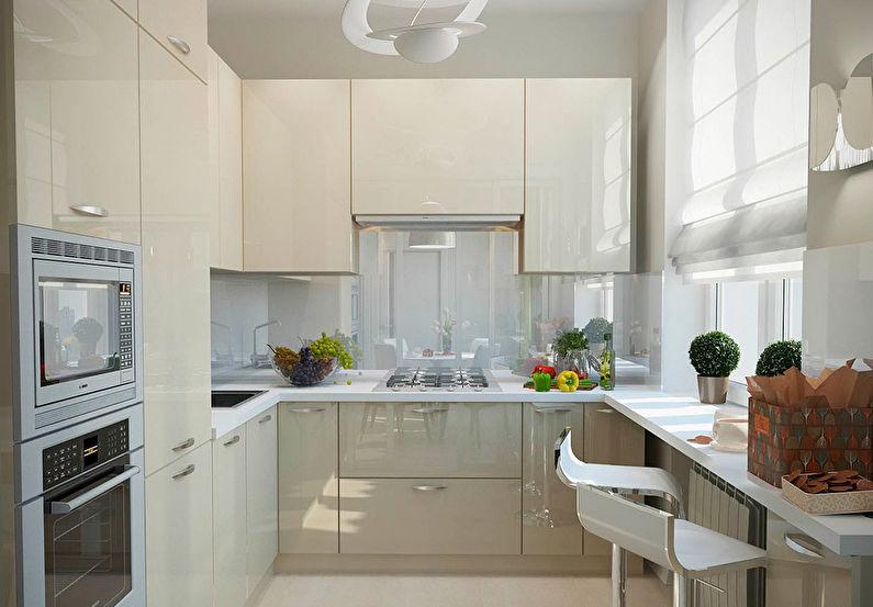 кухня хрущевка идеи фото
