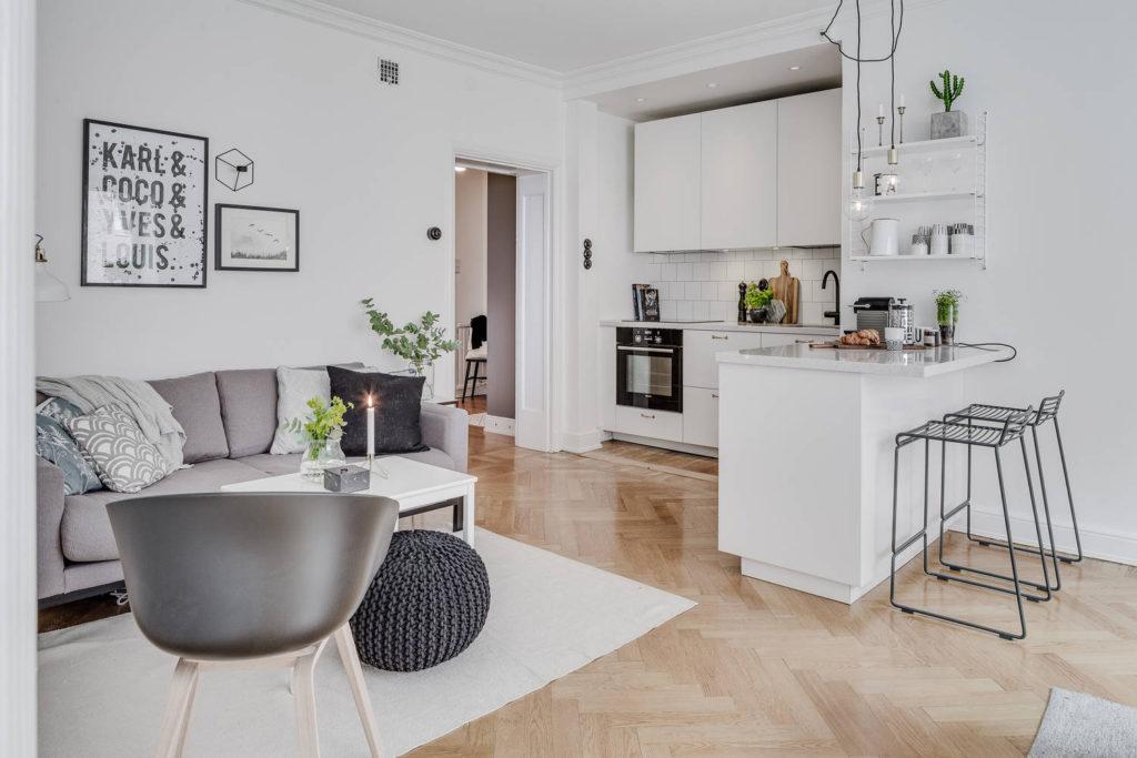 ремонт кухни в панельной квартире