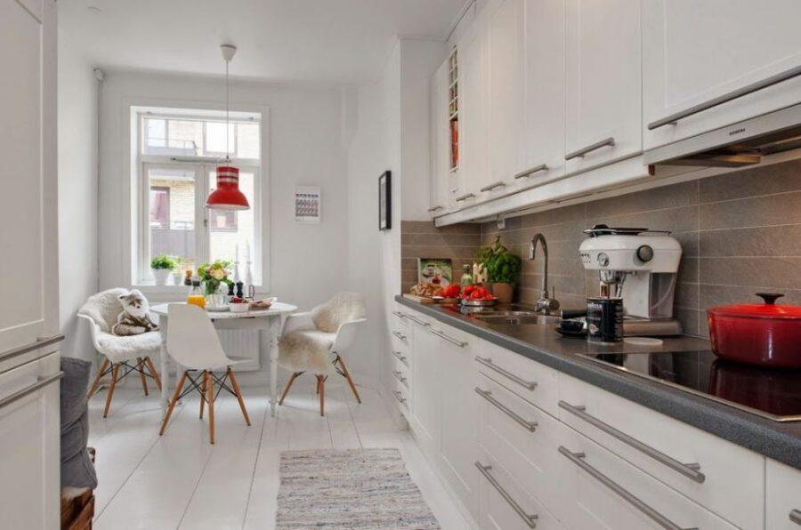 ремонт в кухни однокомнатной квартире