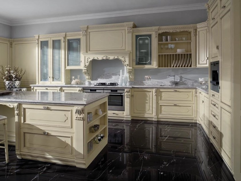 дизайн кухни венецианской