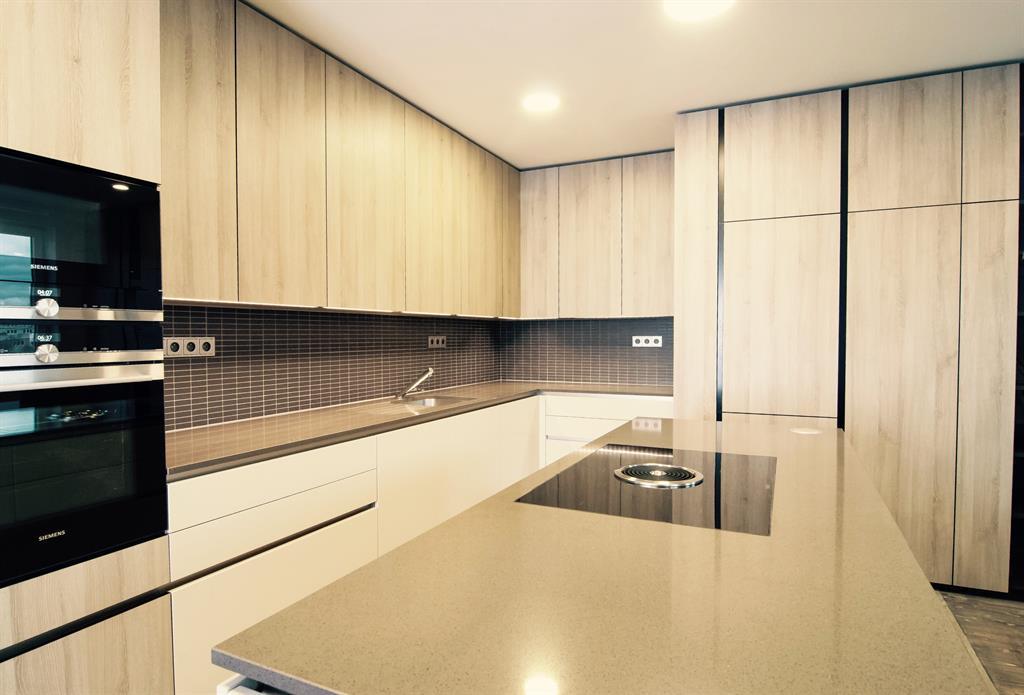 правильная кухня в частном доме