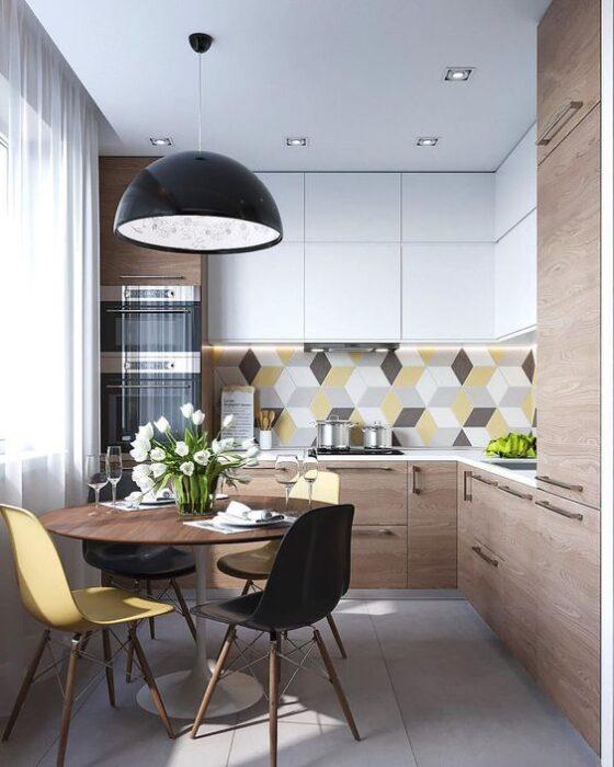 кухня гостиная 30 кв в частном доме