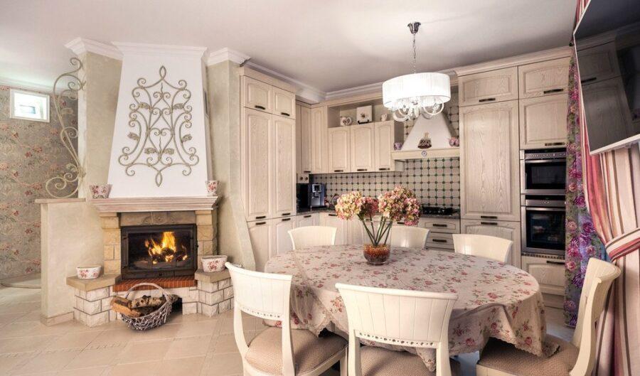 кухиња у венецијанском стилу