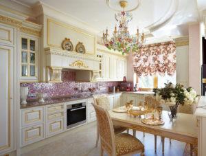 барокко на кухне