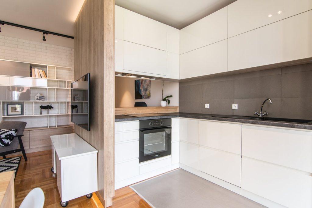 Кухонный ремонт в однокомнатной квартире в панельном доме с чего начать ремонт кухни в квартире