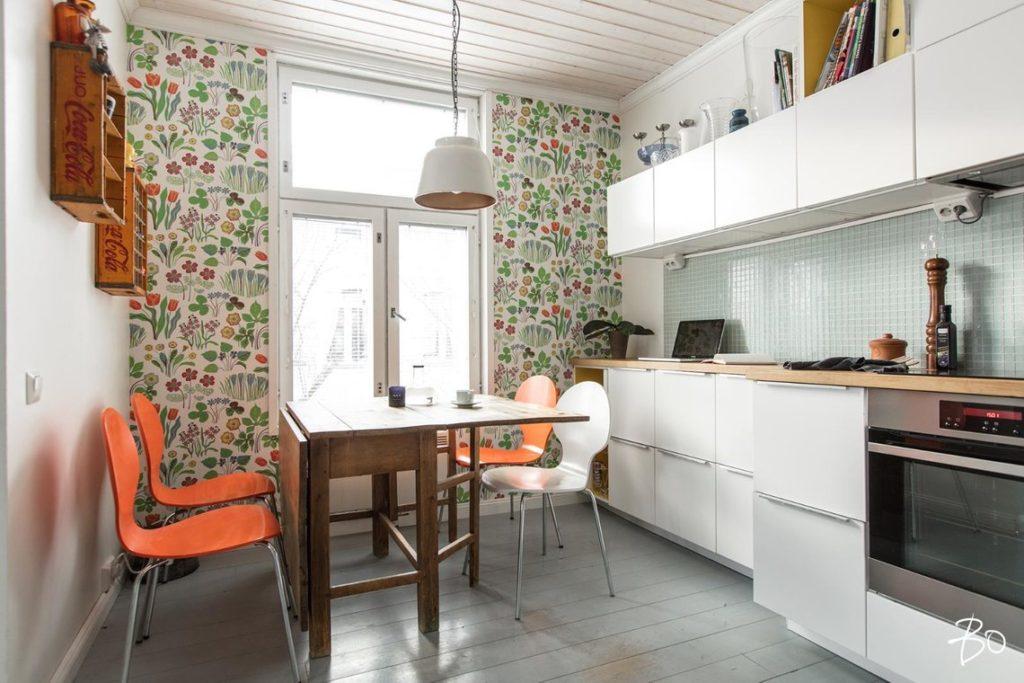 отремонтировать кухню в купленной вами квартире