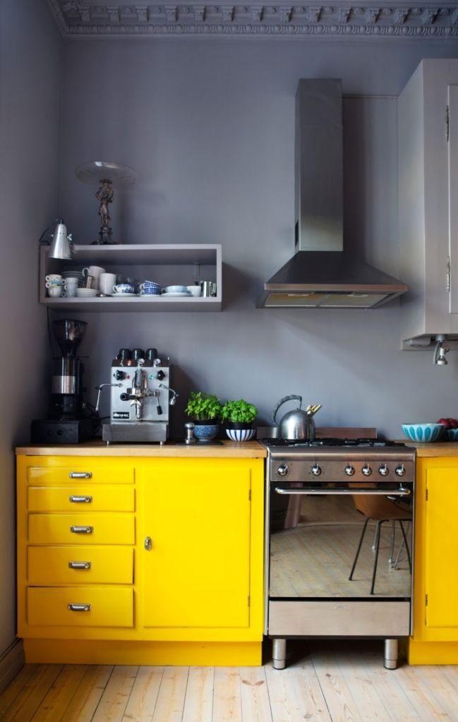 новые тенденции в дизайне интерьера кухни 2020