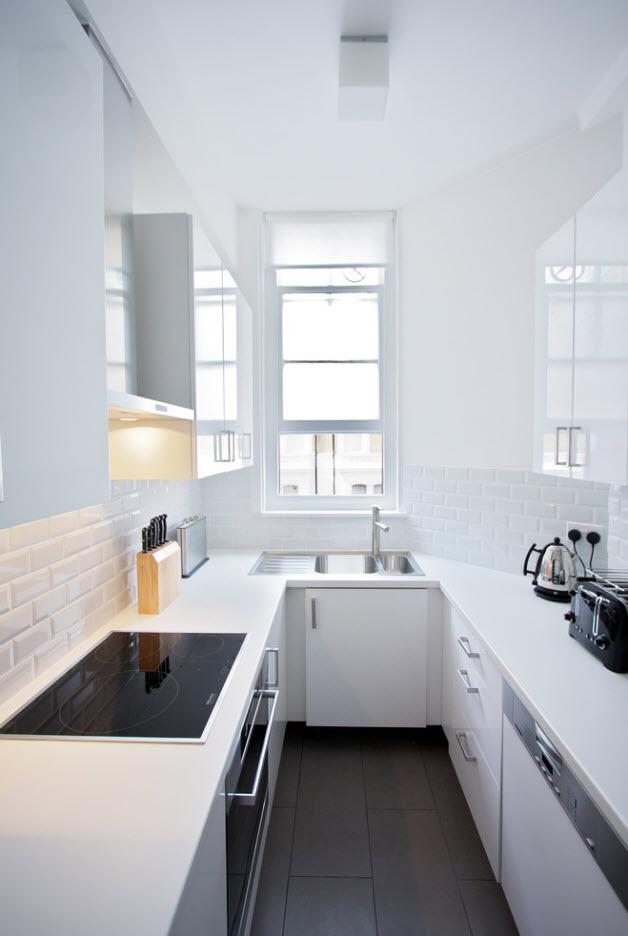оформление дизайна кухни