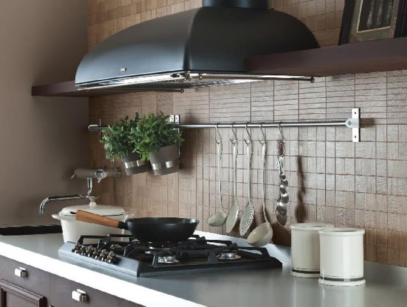 кухонная панель плитка