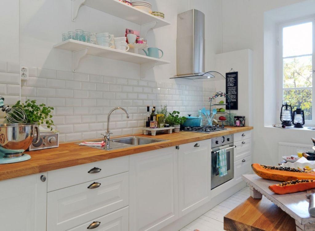 кафель под кухню