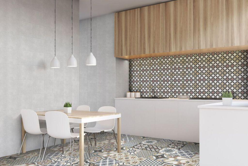 кухонная плитка мозаика