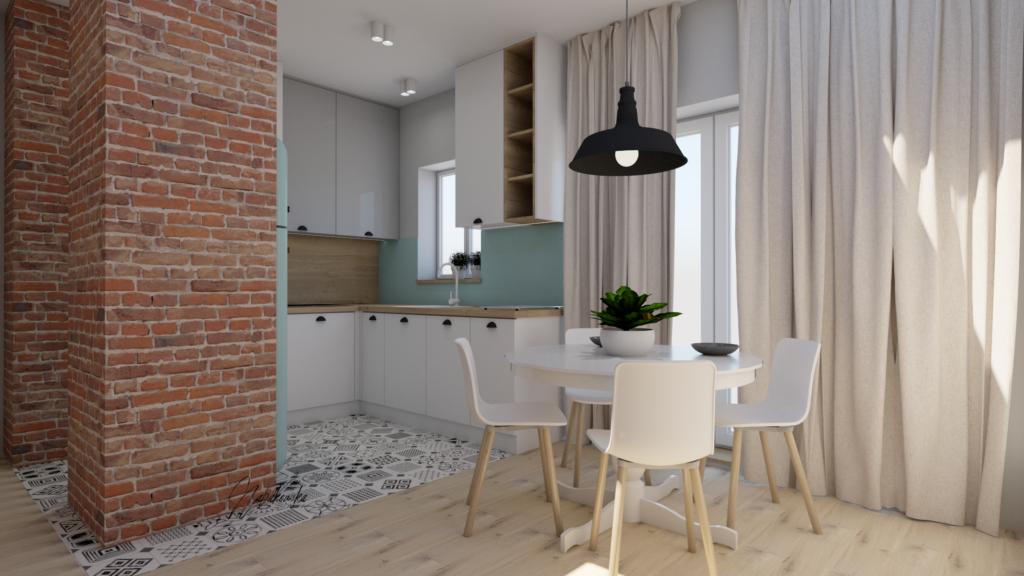 современные тенденции в дизайне кухни 2021