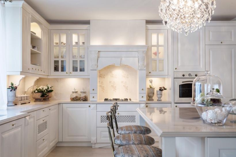 подвесные потолки кухню сделать