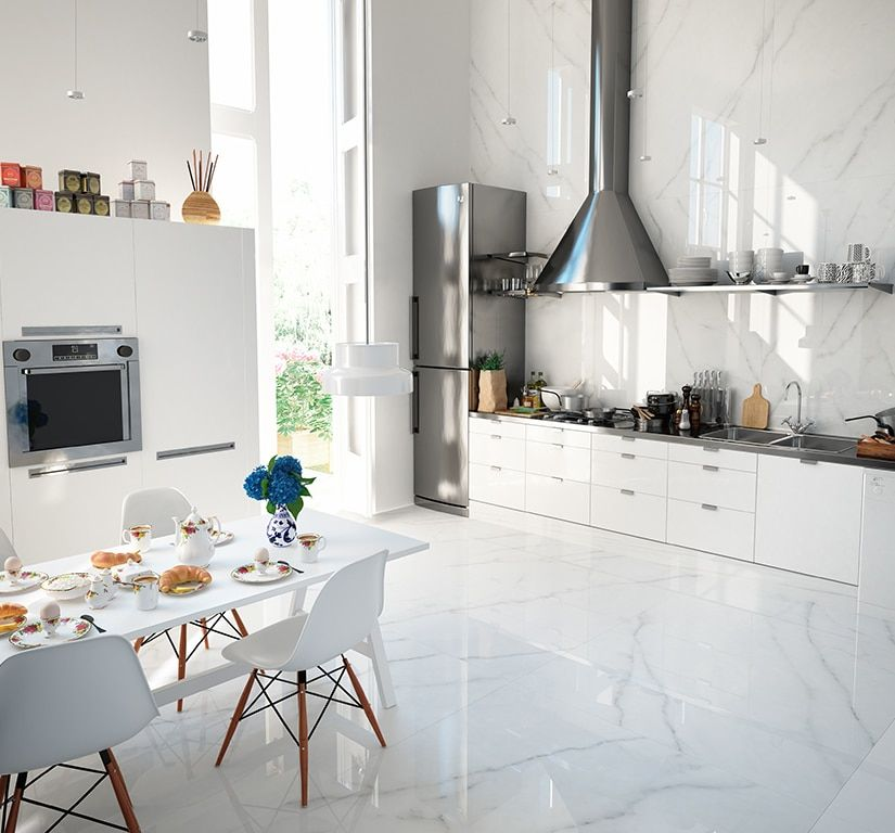 кухни в современном стиле 2021