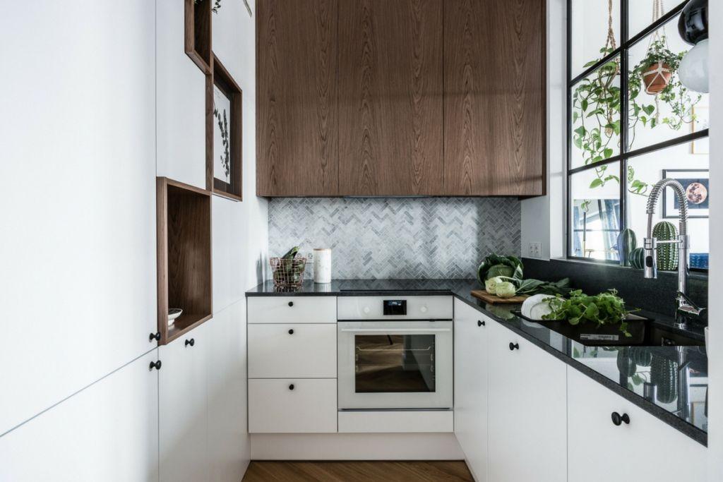фото кухни без окна