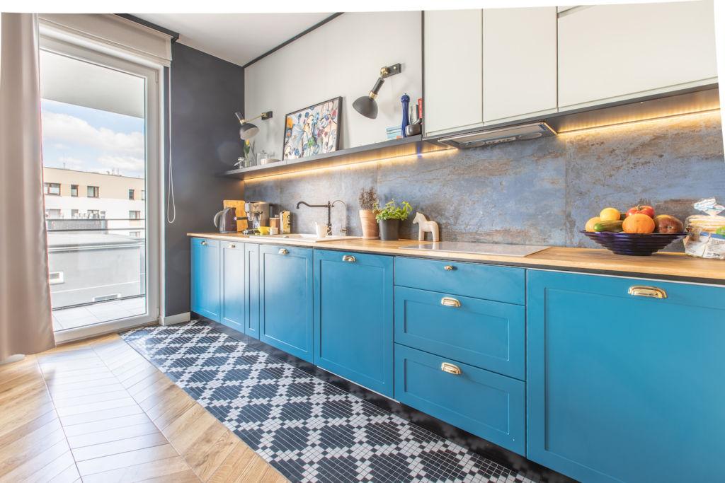 кухня 2021 года дизайн фото