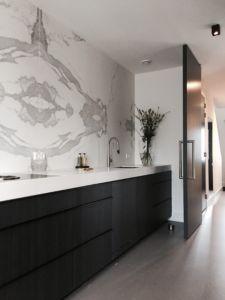 кухня без подвесных шкафов