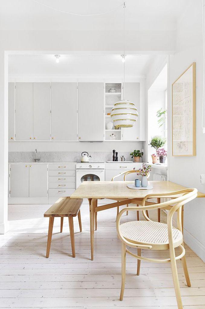 цвет кухни 2020