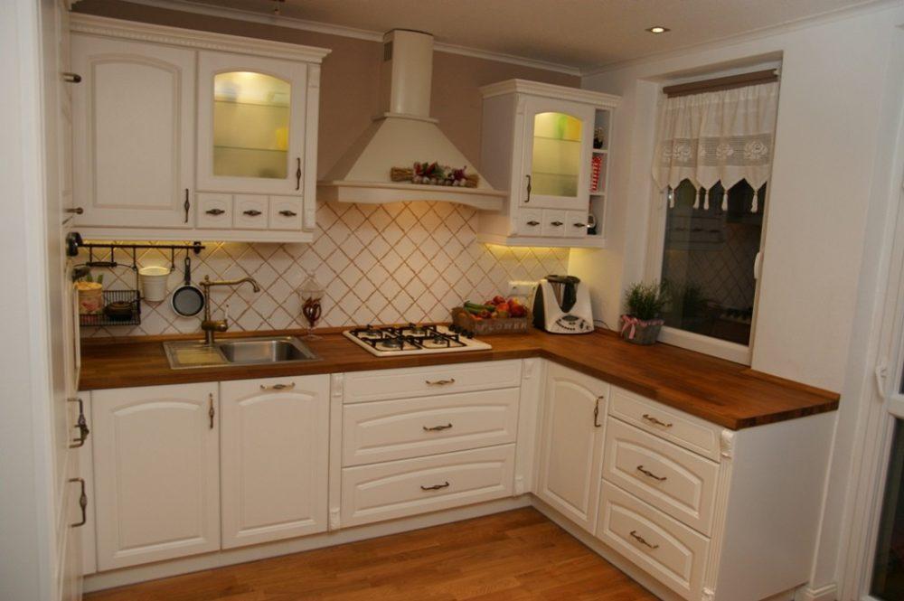 фасады маленькой кухни