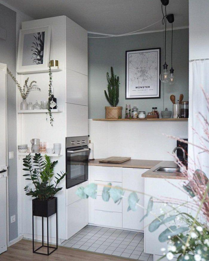 кухня без окна в квартире