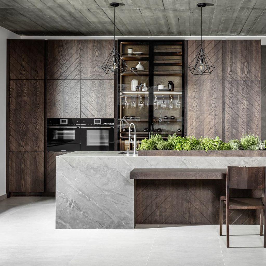 новинки кухни 2020 фото