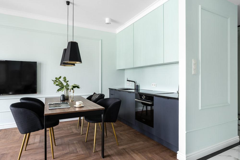 оформление кухни гостиной фото