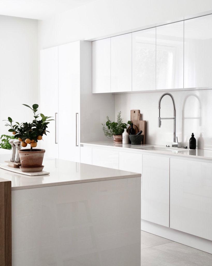 стиль кухни 2020