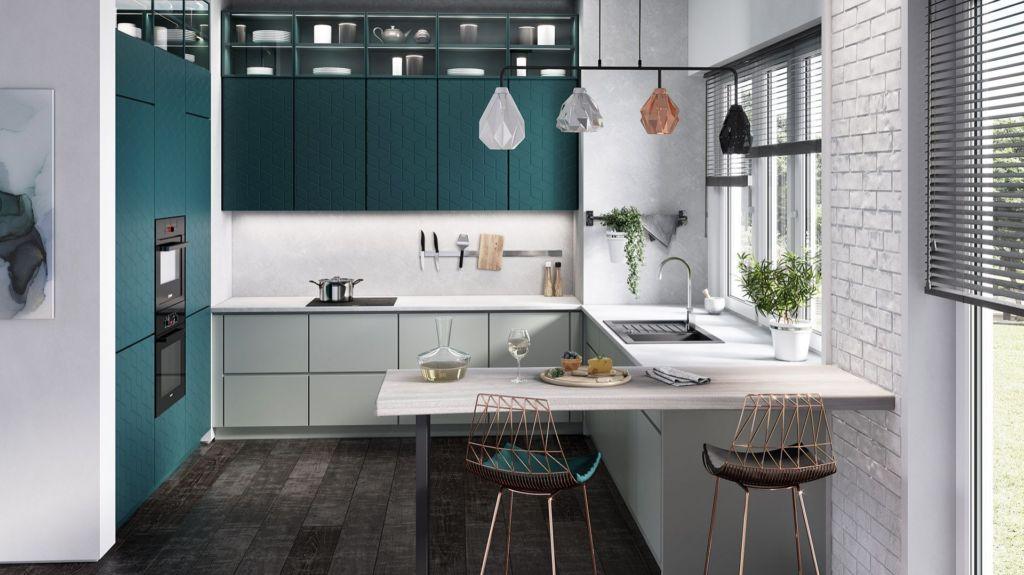 современные кухни 2020 года модный интерьер дизайн