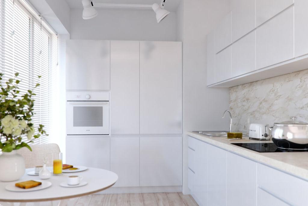цвета кухни 2021