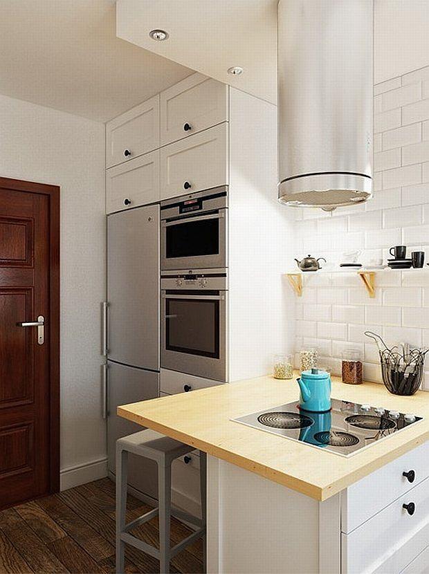 оформление интерьеров кухонь фото