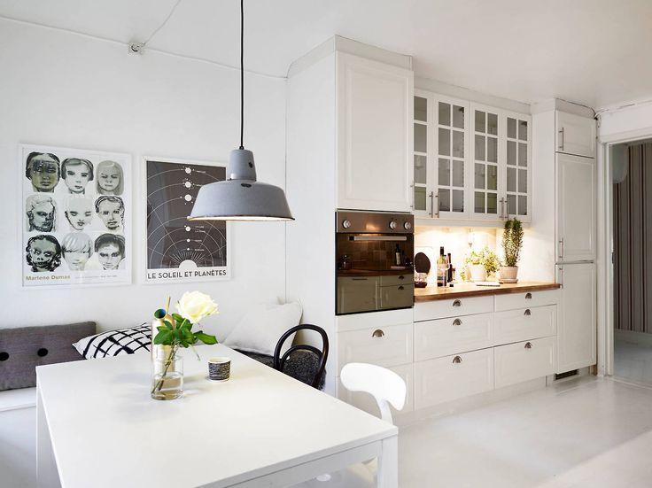 ремонт кухни пола и стен