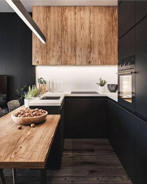 кухня стены и полы