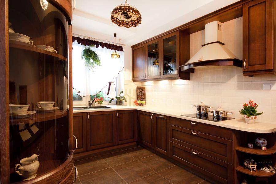 стили фасадов кухни