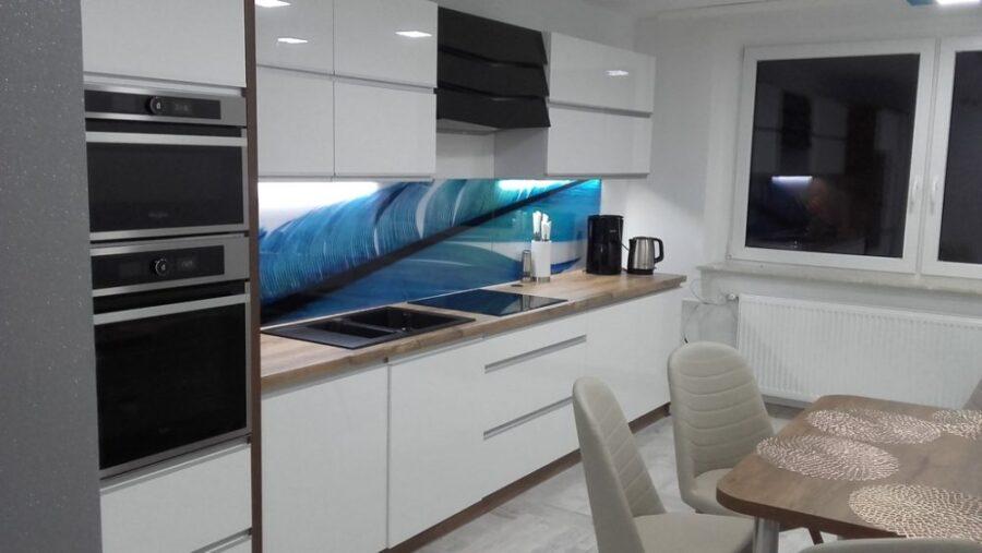 интерьер фасада кухни