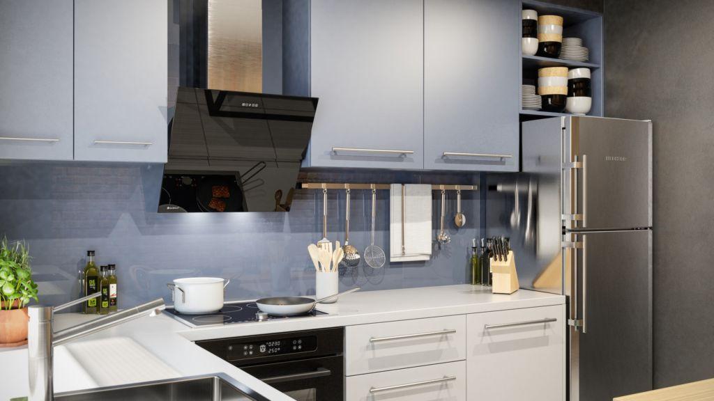 вытяжка на кухню своими руками