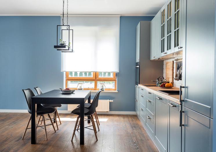 кухня плитка пол и стена
